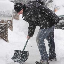 snow shoveling 225